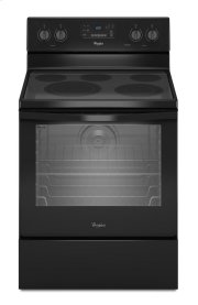 6.4 Cu. Ft. Freestanding Electric Range with AquaLift® Self-Cleaning Technology Product Image