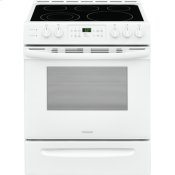 30'' Front Control Freestanding Electric Range