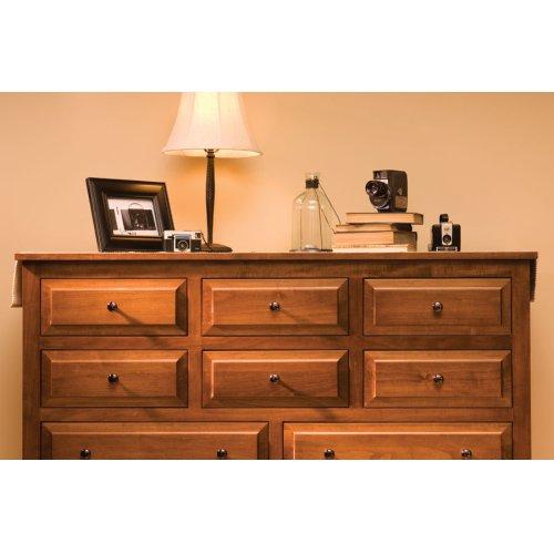 Homestead 12-Drawer Bureau, Medium