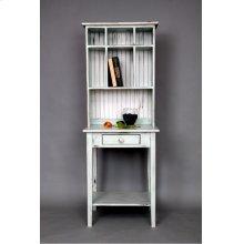 "#434 Cottage Foyer Desk 23.5""wx18.5""dx62.5""h"