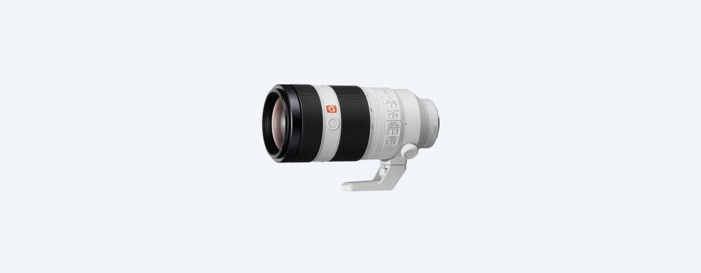 G Master FE 100-400mm super-telephoto zoom lens