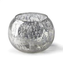Votive Bowl In Antique Mirror (4 Pack)