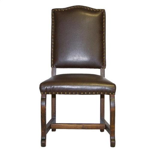 Sierra Madre Chocolate Upholstered Chair