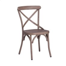 X Back Side Chair - Vintage Cream
