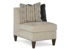 Amelia Sectional Armless Chair