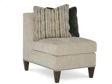 Amelia Sectional Armless Chair