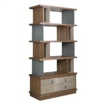 AD Modern Synergy Epoque Bookcase