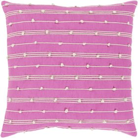 "Accretion ACT-003 22"" x 22"" Pillow Shell with Down Insert"