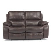 Woodstock Fabric Reclining Loveseat Product Image