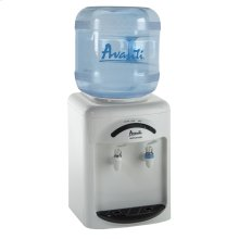 Cold and Room Temperature Tabletop Water Dispenser