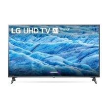 LG 55 inch Class 4K Smart UHD TV w/ AI ThinQ® (54.6'' Diag)