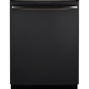GE ProfileStainless Steel Interior Dishwasher With Hidden Controls