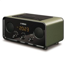 TSX-B72 DARK GREEN Desktop Audio System