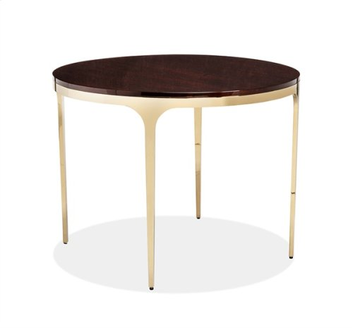 Camilla Center/ Dining Table - Figured Eucalyptus