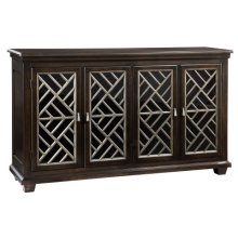 Transitional Entertainment Console