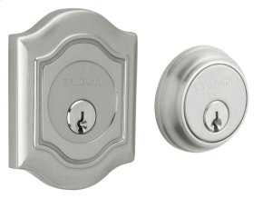 Satin Chrome Bethpage Deadbolt