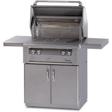30 STANDARD GRILL ON CART
