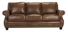 Brayton Leather Sofa - Coffee