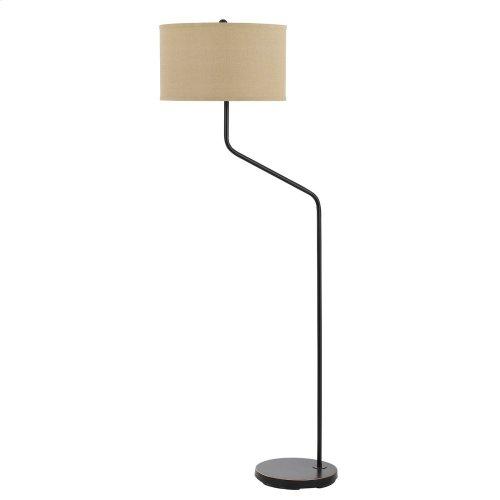 150W 3 Way Henderson Metal FL Lamp
