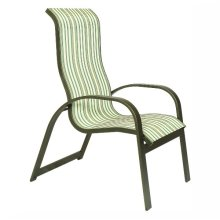 1841 Ultra High-Back Stackable Chair
