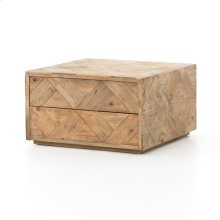 Harwood Bunching Table-natural