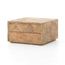 Natural Finish Harwood Bunching Table