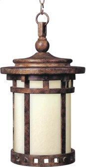 Santa Barbara LED 1-Lt Outdoor Hanging Lantern