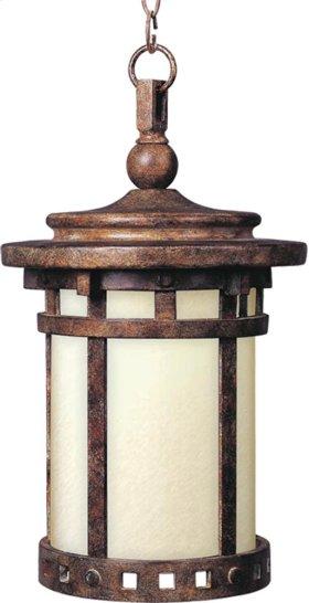 Santa Barbara LED 1-Lt Outdoor Hanging Lantern