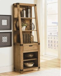 Pier Unit - Driftwood Finish Product Image