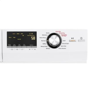 """RED HOT BUY! 24"""" 2.0 Cu. Ft. Front Load Washer/Dryer Combo"""