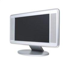 "23"" LCD HDTV monitor commercial flat TV"