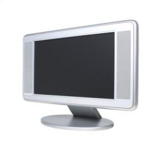 "Philips23"" LCD HDTV monitor commercial flat TV"