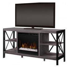 Ramona Media Console Electric Fireplace