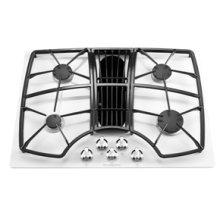 30-In. Width Gas 4 Burners Downdraft Ventilation System Architect® Series II