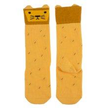 Lion Knee Socks (2 pairs)