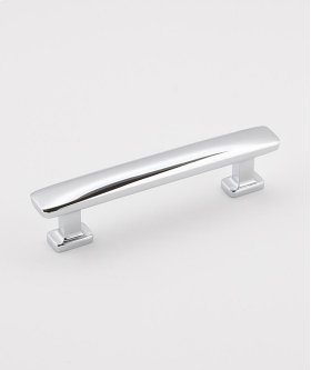 """CLOUD 4"""" PULL A252-4 - Polished Brass"""