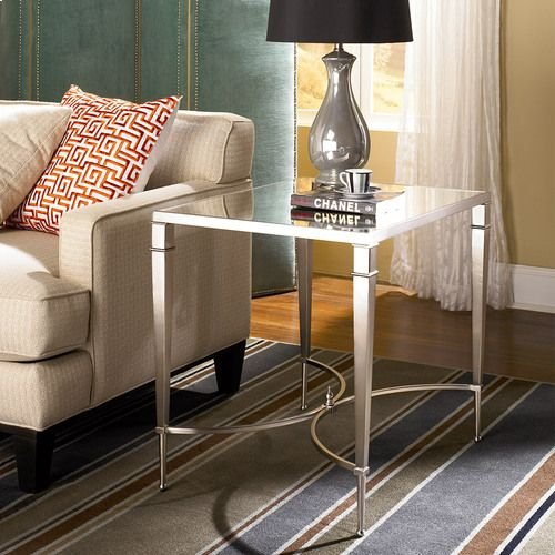 Mallory Rectangular End Table