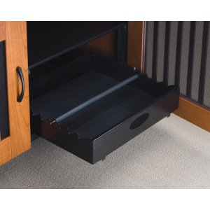 Salamander DesignsChameleon Media Tray, Black