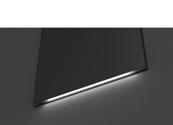 Additional Mirror Cabinet with Plain Edge Door