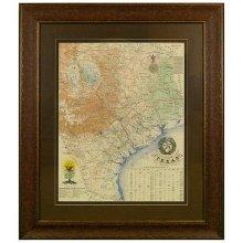 Revolutionary Map 1836