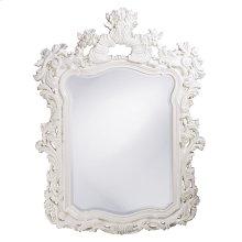 Turner Mirror - Glossy White
