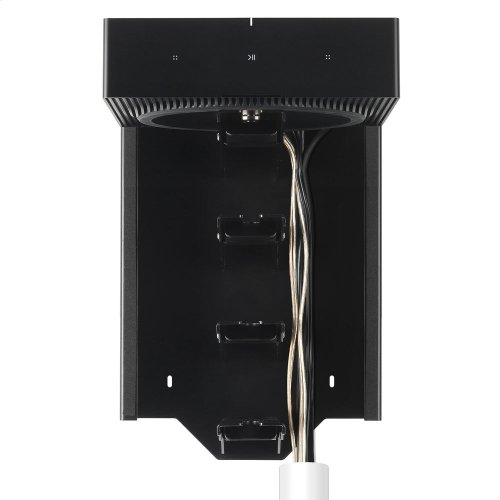 Black- Keep your installation looking clean and tidy.