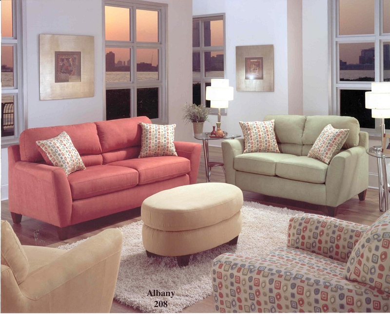 Home · Living Room Furniture · Recliners; Albany Industries 0020886.  RECLINER