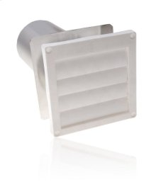 Dryer Louvered Vent