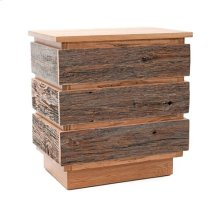 Big Sur 3 Drawer Nightstand