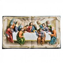 Homili Last Supper Plaque