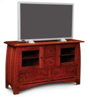 "Aspen TV Stand with Inlay, 72"" Product Image"