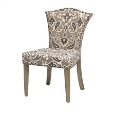Adriel Ikat Crown Side Chair