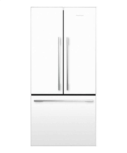 French Door Refrigerator 17 cu ft