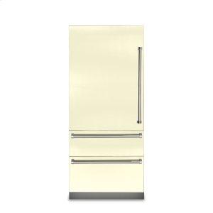 "Viking36"" Fully Integrated Bottom-Freezer Refrigerator - VBI7360W Viking 7 Series"